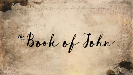 Book of John Sermon Series